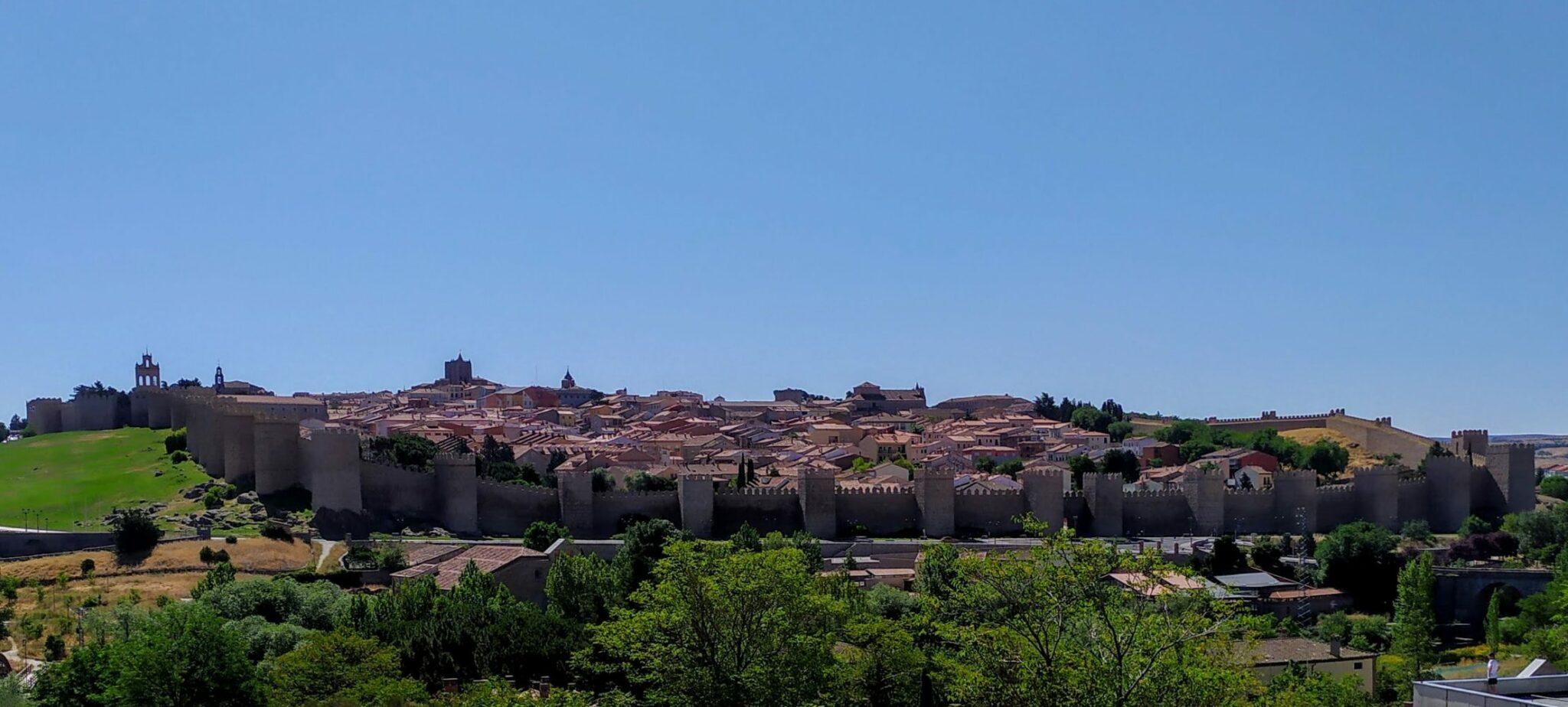 un fin de semana en Ávila