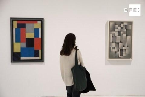 Piet Mondrian en el Reina Sofía