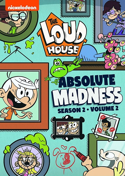The Loud House Absolute Madness Dvd Giveaway