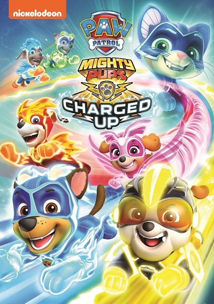 New Paw Patrol Movie 2020 : patrol, movie, Patrol:, Mighty, Charged, Giveaway