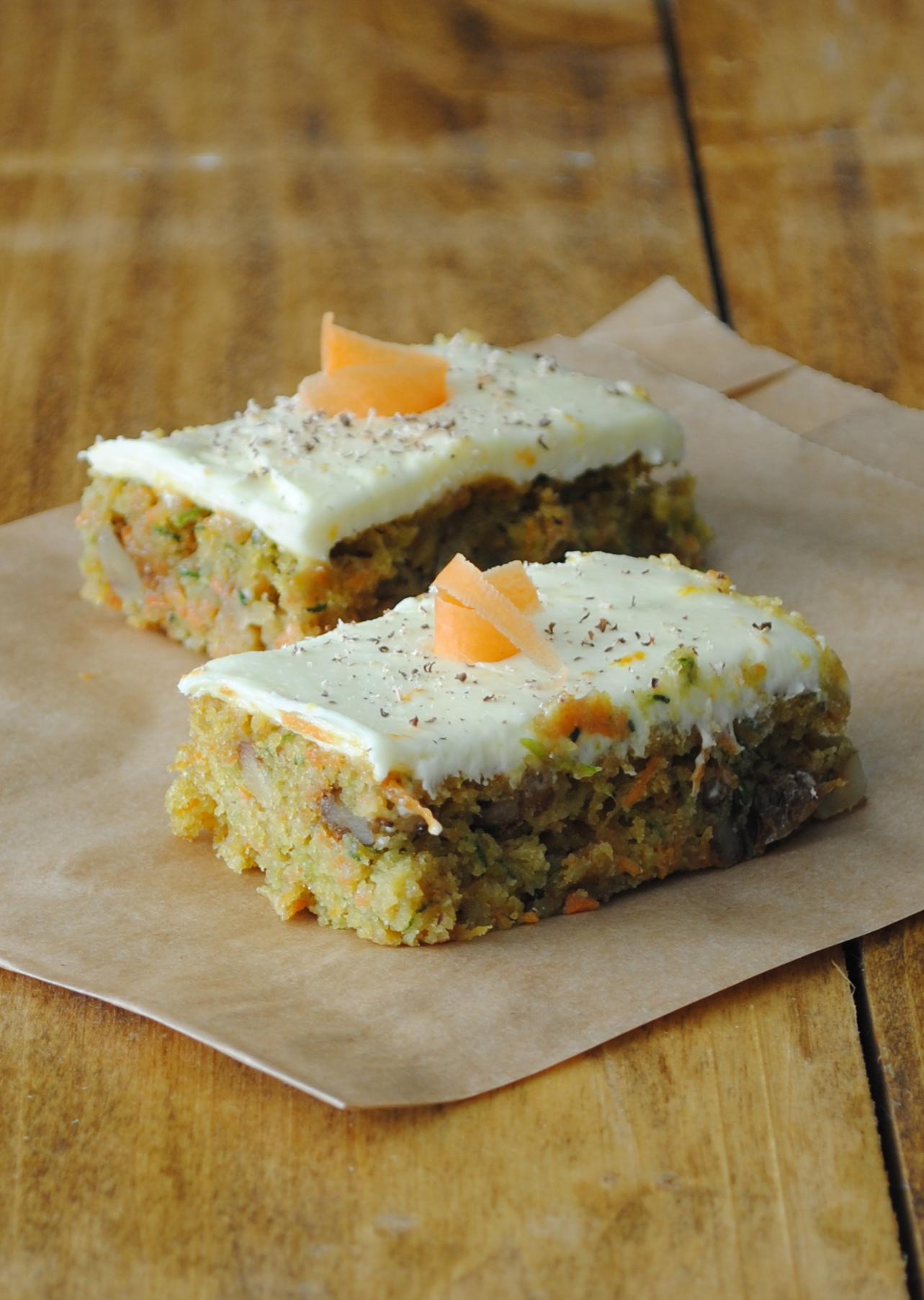 Carrot Zucchini Cake Mama S Gotta Bake