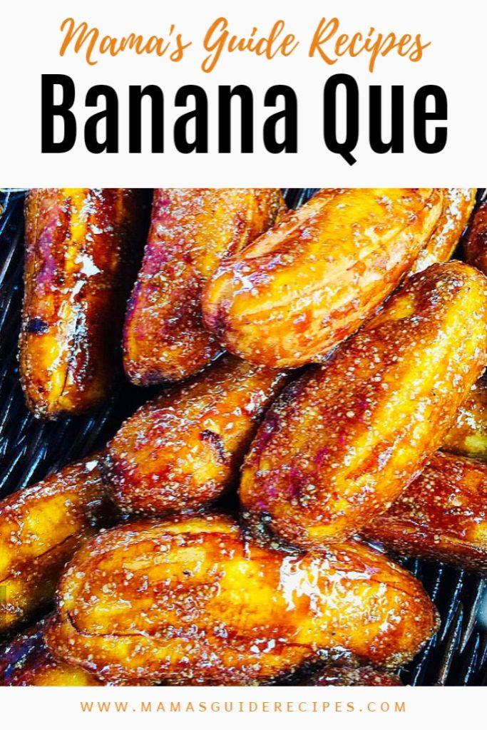 Banana Que