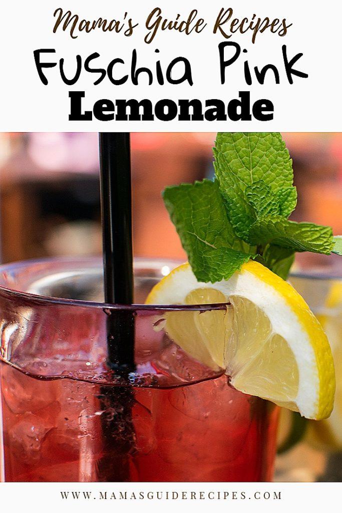 Fuschia Pink Lemonade