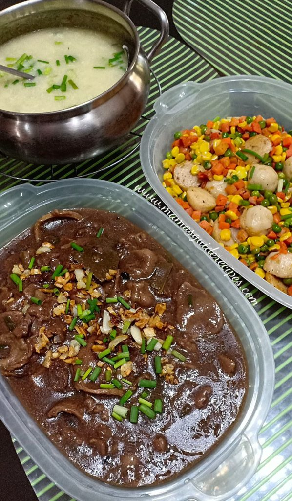 BEEF PARES (TAGALOG VERSION)
