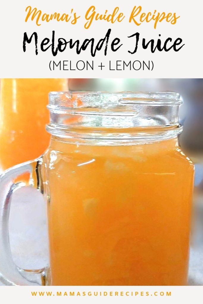 Melonade Juice