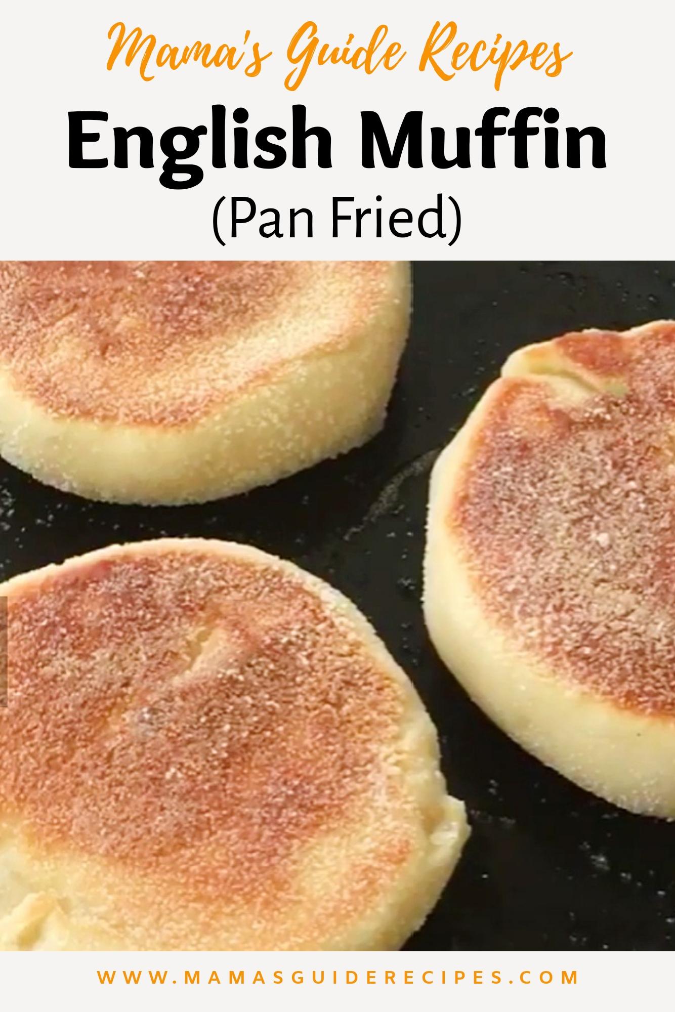 English Muffin (Fried)