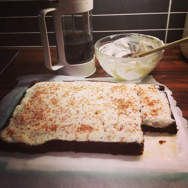 Jamie Olivers Carrot Cake Mamas Haven