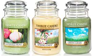 Yankee Candle Gets Manly and a Few Suggestions from Mama (1/6)