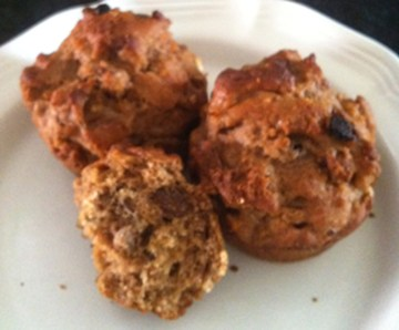 Hearty Healthy Muffins for Breakfast