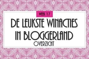 winacties wk 17