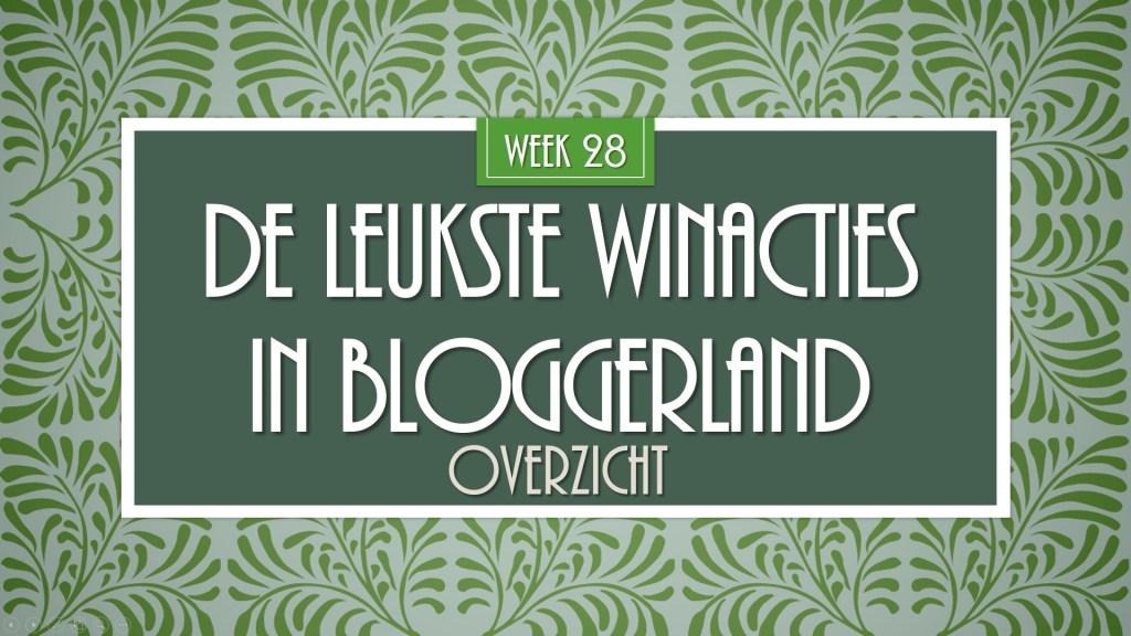 winacties wk 28