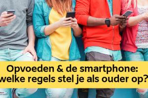 Opvoeden Smartphone