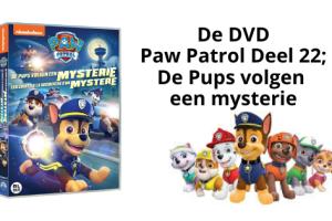 Paw Patrol deel 22 - De Pups volgen een mysterie