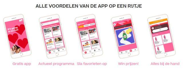 Huishoudbeurs App