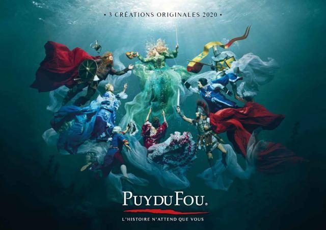 Heb jij Franse themapark Puy du Fou al eens bezocht?