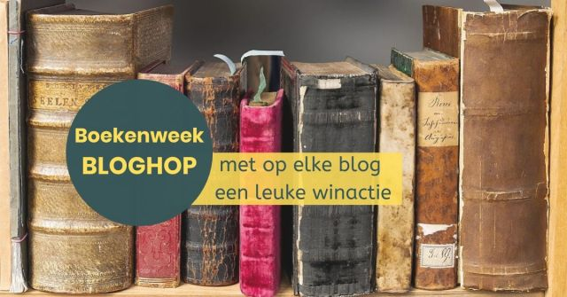 boekenweek bloghop