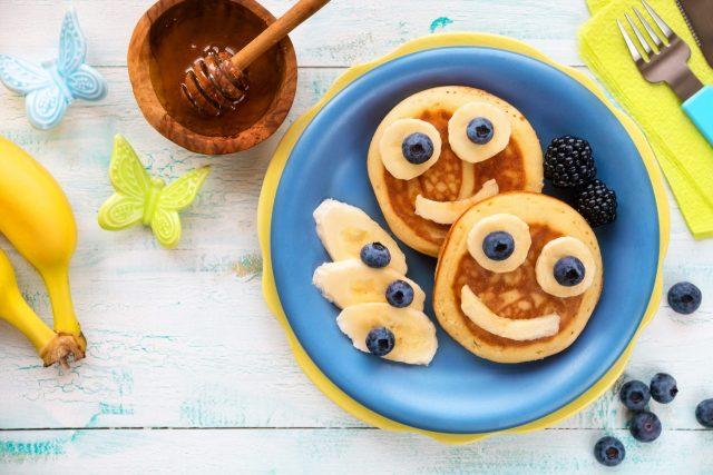 Bananenpannenkoek (zonder bloem) Shutterstock door kuvona