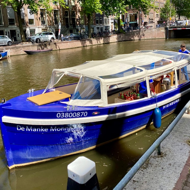 Starboard Boats Amsterdam