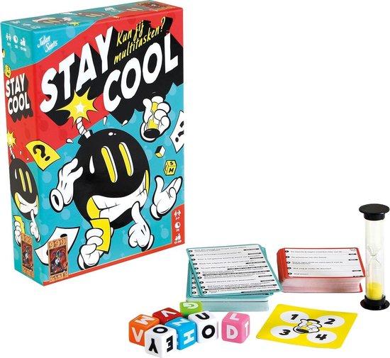 Winnaar Speekgoed van het Jaar 2020 Catagorie 12 t/m 17 jaa - Stay Cool (999 Games)