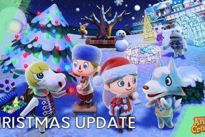 Winterupdate Animal Crossings