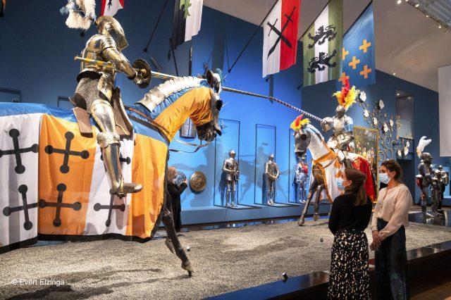 Hernitage Romanovs in de ban van de ridders kerstvakantie