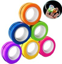 Fidget Toys - Magnetische Rings