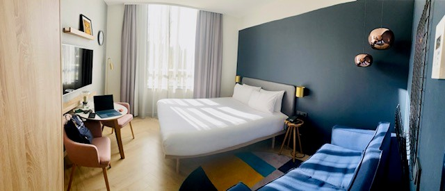 VoorDeThuiswerkers: Staybridge Suites in Den Haag