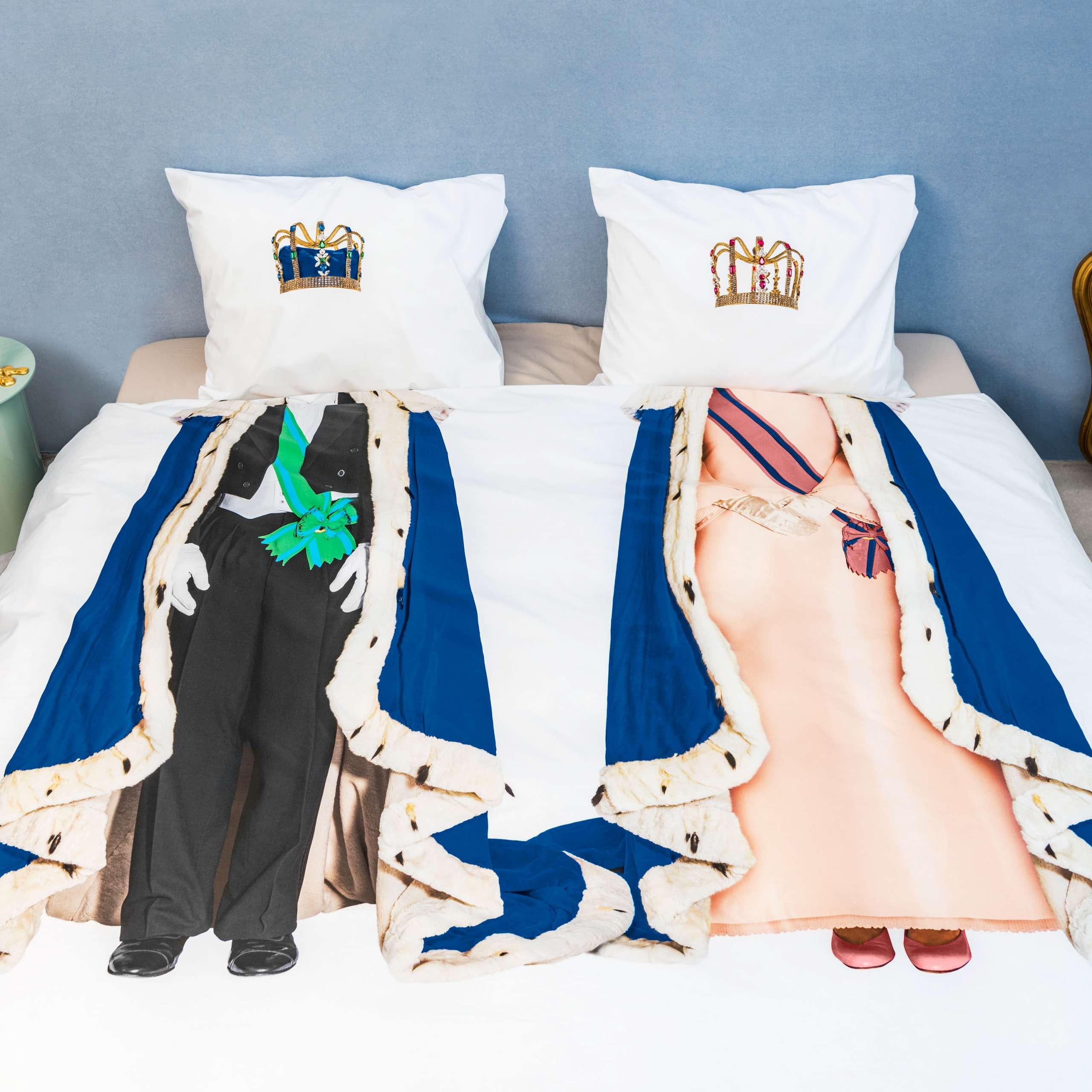 Koninklijk slapen met SNURK AMSTERDAM
