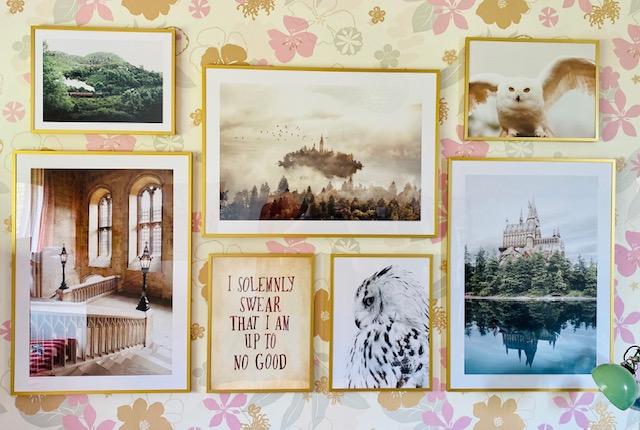 Harry Potter Fotowand Posterstore.nl