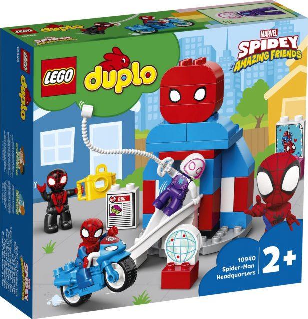 LEGO DUPLO Spider-Man Hoofdkwartier