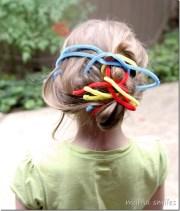 sensory friendly crazy hair day