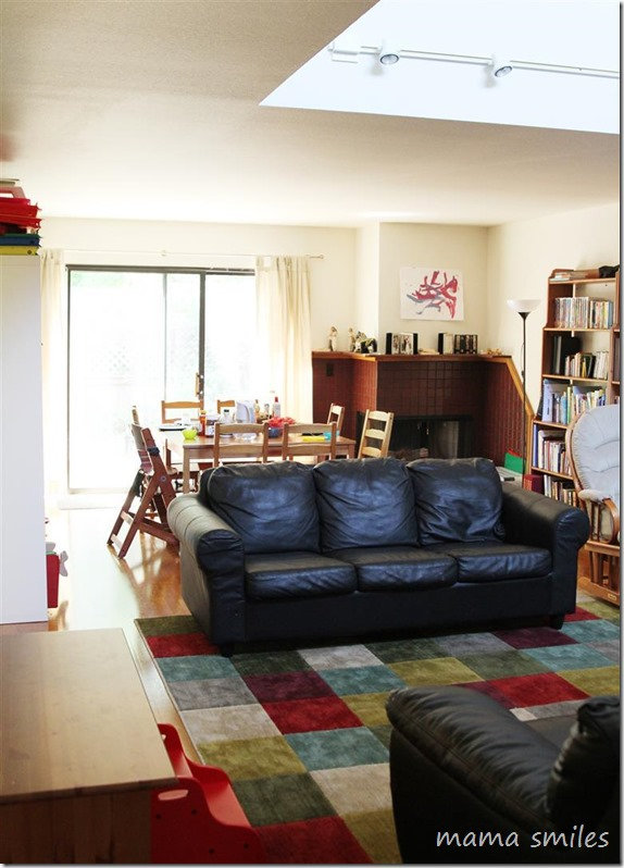 creating a family friendly living space
