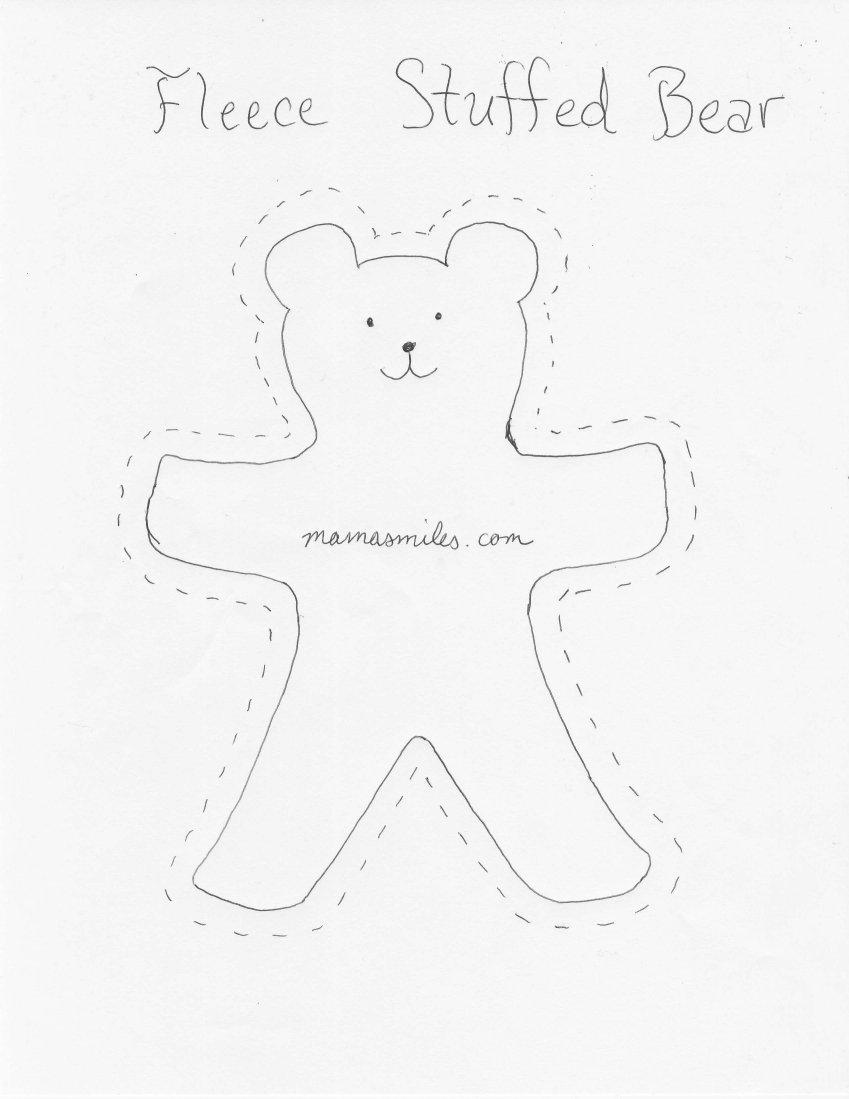 "Search Results for ""Felt Teddy Bear Pattern"""