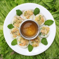 Vietnamese Rice Pancakes - Banh Khot