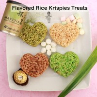 Flavored Rice Krispies Treats Recipe