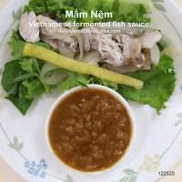 Mắm Nêm - Vietnamese Fermented Fish Sauce Recipe
