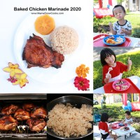 Baked Chicken Marinade 2020