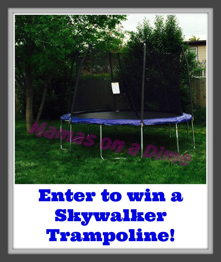 Win a Trampoline