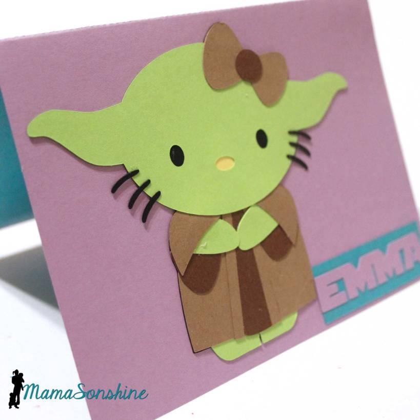 Star Wars Birthday Cards Tri And Craft
