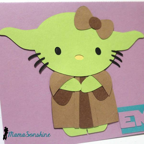 Star Wars Birthday Cards Mama Sonshine