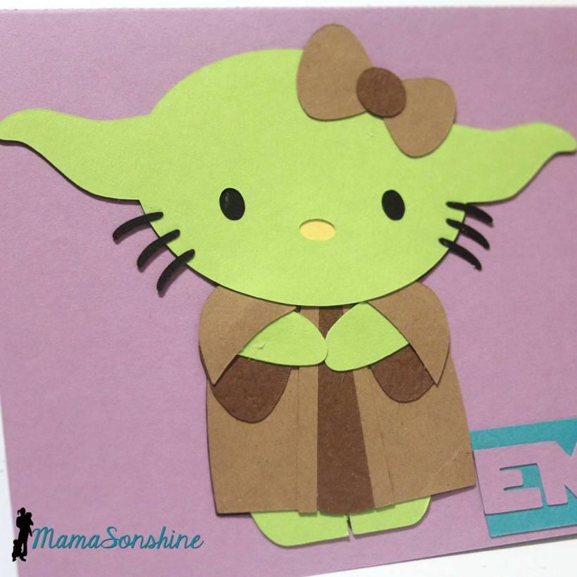 Star Wars Birthday Cards Mama Sonshine