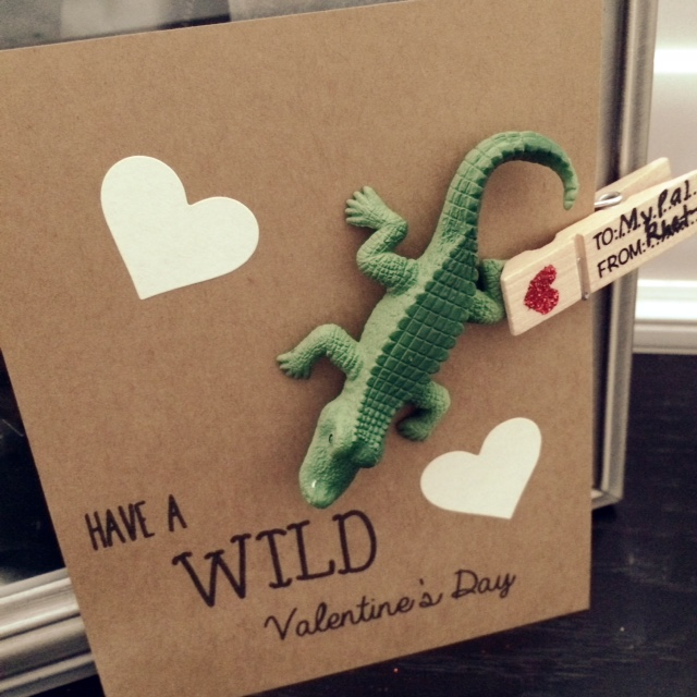 Alligator Valentine