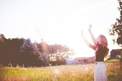 summer gratitude