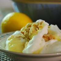 """Grandma, Is That You?"" (Lemon Icebox Dessert)"