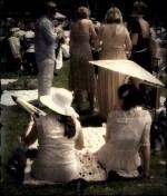 Manta, sombrilla y sombrero
