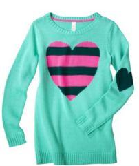 Suéter para niñas- Target- 17 dólares