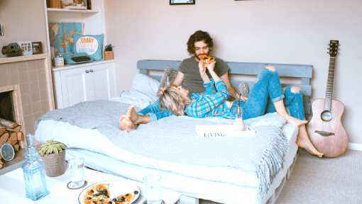 9 Stay-At-Home Date Nights You'll Both Love