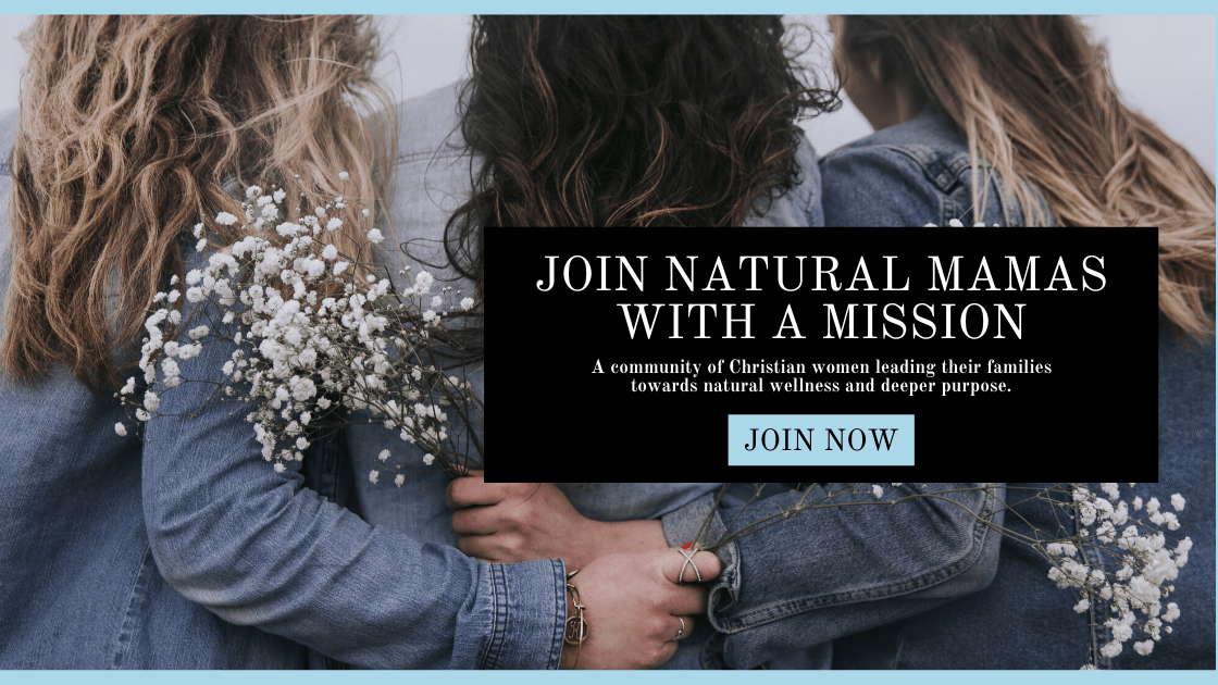 Join Natural Mamas with a Mission