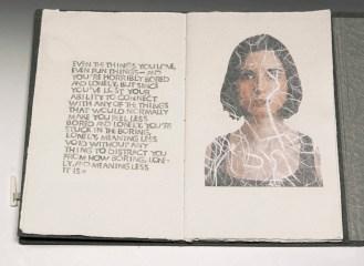 Joan Goswell - Depression, 2015