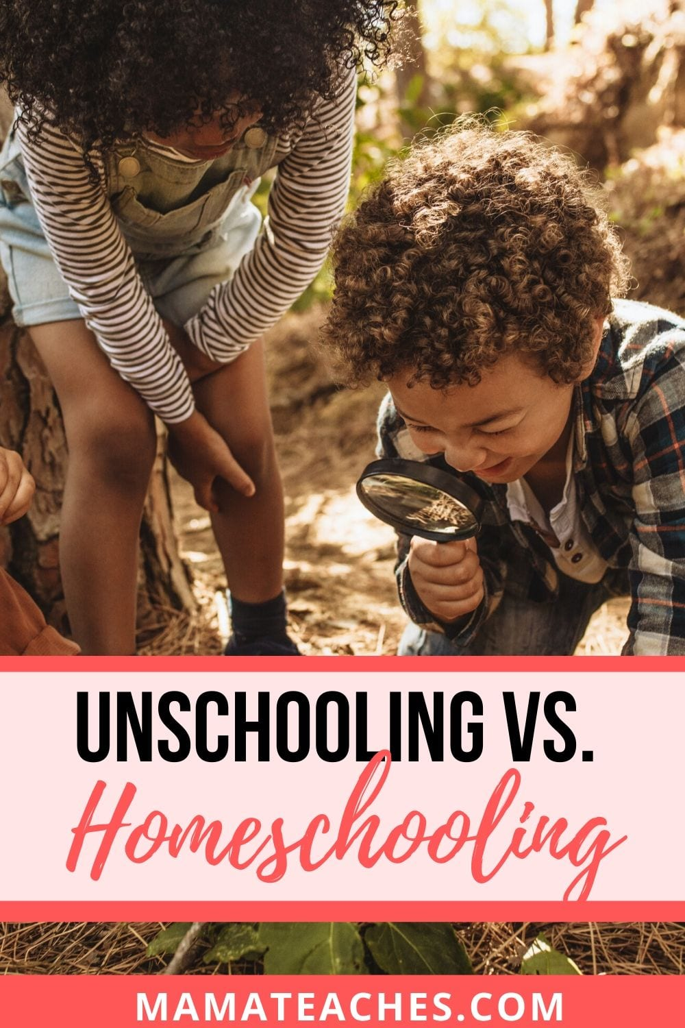 Unschooling vs Homeschooling: What's the Difference ...
